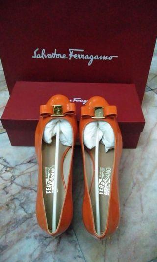 Flat Shoes Salvatore Ferragamo