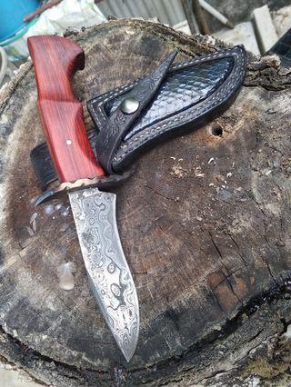 Collector art knife pisau