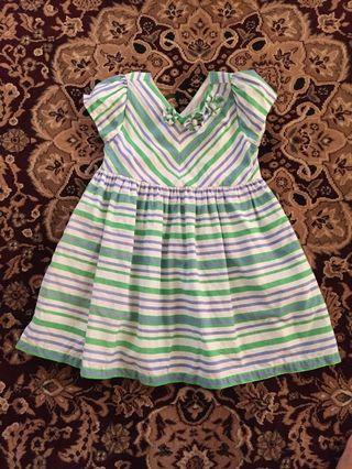 Gymboree sexy-back dress