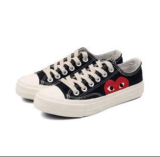 🚚 Converse Shoe CDG Play