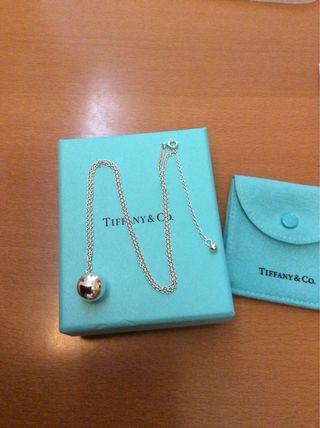 真品Tiffany necklace (original $2600)