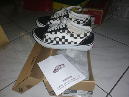 Vans original Old Skool Checkerboard size 7 (39)