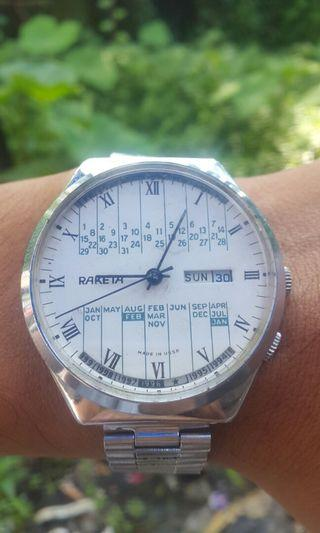 Raketa from Russia