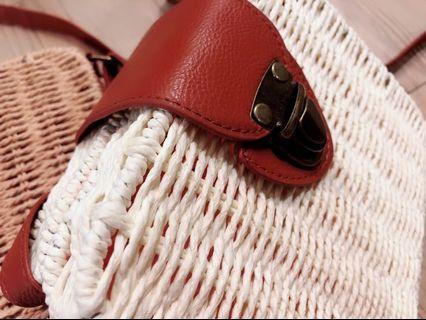 🚚 編織包