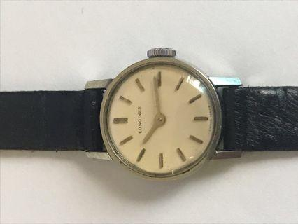 Vintage Longines Ladies Hand Winding Watch
