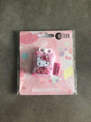 Hello kitty Omamori EZ link charm