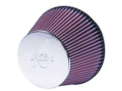 K&N open pod air intake filter