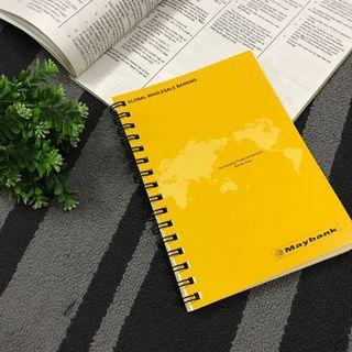 Maybank Notebook