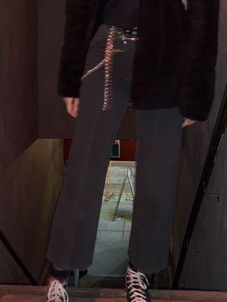 wide cut pants