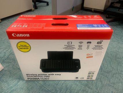 🚚 Canon TS307 Mint Condition.