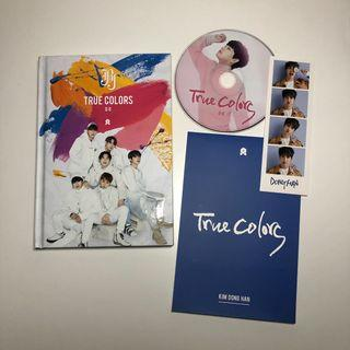 JBJ True Colors Album