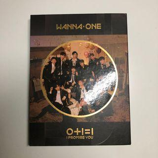 Wanna One IPU Night ver. Unsealed Album