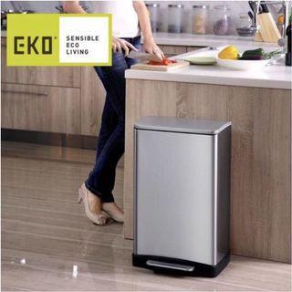 Eko 9268 不鏽鋼腳踏垃圾桶
