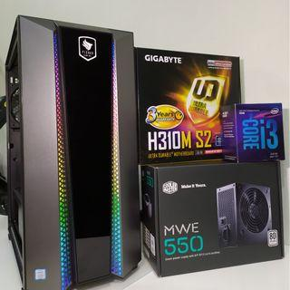 Desktop PC i3 (8th Generation) High Performance PC