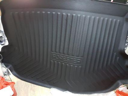 Subaru forester 2014 onwards boot tray