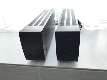 Marantz MA-500 monobloc power amplifiers