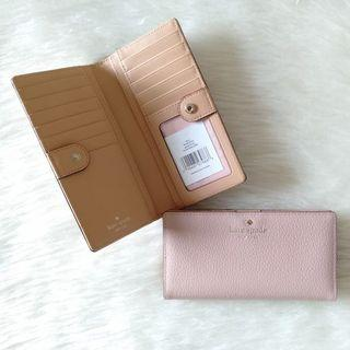 Katespade stacy wallet