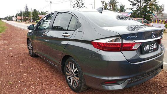 KERETA SEWA CAR RENTAL HONDA CITY