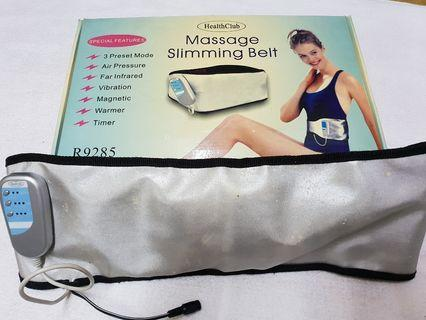 Health Club massage slimming belt