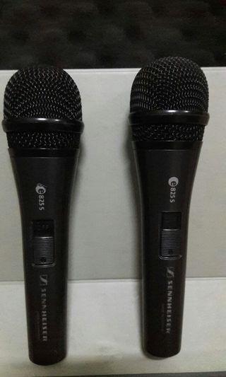 Microphone Sennheiser E825S Made in Germany