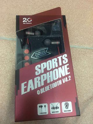 🚚 無線繞脖藍牙耳機