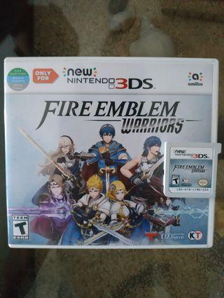 3DS - Fire Emblem Warriors (New 3ds & 2ds xl only)