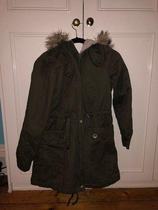 Khaki Jacket 🥦