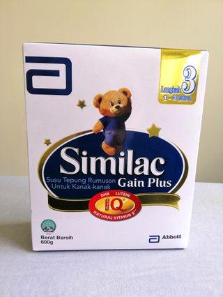 🚚 Similac Stage 3