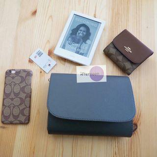H&M Slingbag / Clutch Mocca
