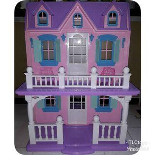 WnR Designer Girl Big Dollhouse