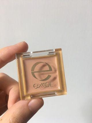 Excel eye shadow