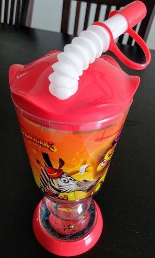 🚚 Madagascar Tumbler Bottle