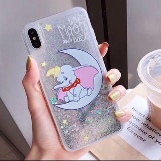 小飛象流沙手機殻Dumbo iphone case