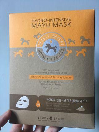 Hydro intense mayu mask