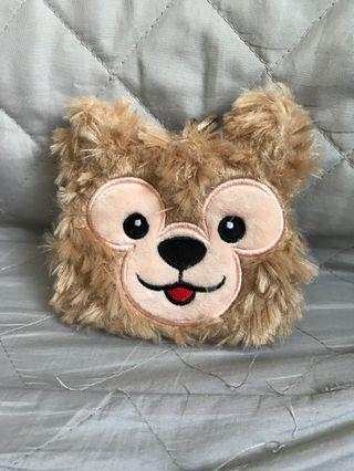 Duffy Bear Key Pouch