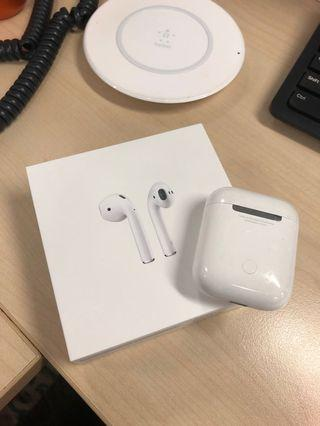 Apple AirPods 1代