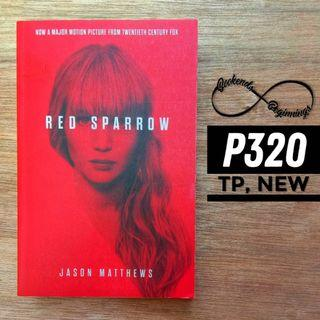 Red Sparrow by James Matthews