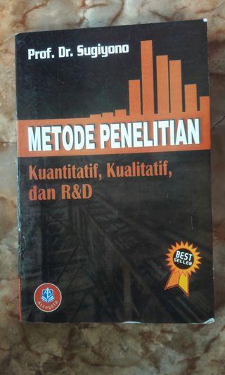 Metode Penelitian Kuantitatif, Kualitatif, dan R&D