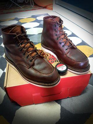 RedWing 1907 Boots