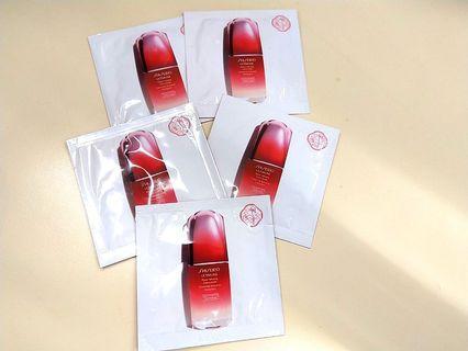 [包郵] 5包 Shiseido Ultimune Power Infusing Concentrate