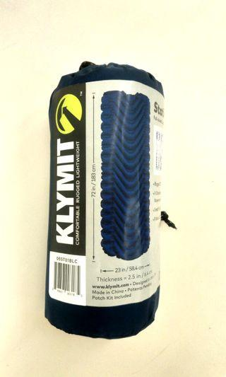 [全新] Klymit Static V Sleeping Pad, Dark blue