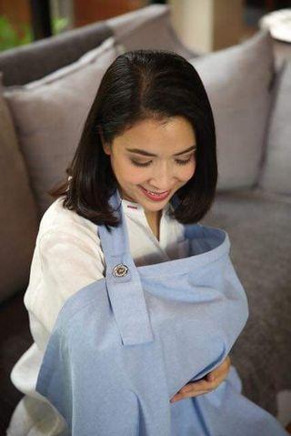 Double Monkey Nursing or Breastfeeding cover