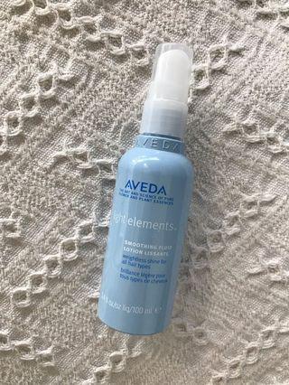 🚚 Aveda light elements smoothing fluid