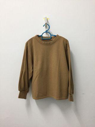 Brown Sweatshirt