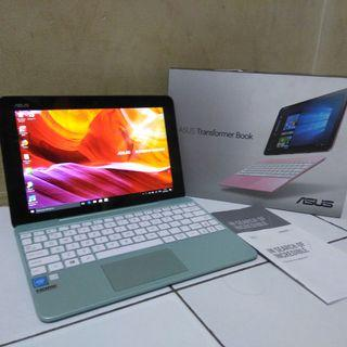 Asus transformers book T101Ha 2in1 hybrid murah meriah