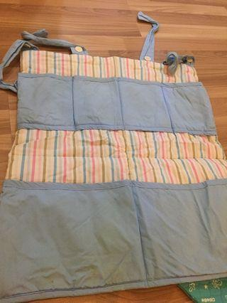 baby cot hanging storage