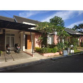 Rumah Dijual Murah Permata Mansion Pamulang Halaman Luas Lokasi Streategis Calon AKses Tol Gaplek