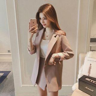 Full set blazer,tanktop and skirt