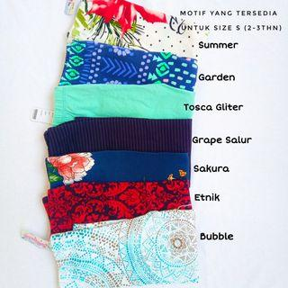 Legging Callysta Motif Size M 3-4 th