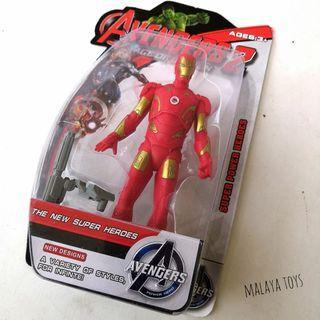 Avengers Endgame : Ironman & Antman